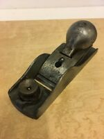Vtg Craftsman No.3732 Low Angle Knuckle Joint Block Plane Made By Sargent 5607