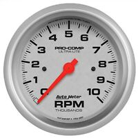 AutoMeter 4497 Ultra-Lite In-Dash Electric Tachometer