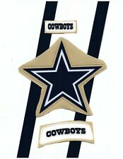 Cowboys Football Helmet Decals Free Shipping