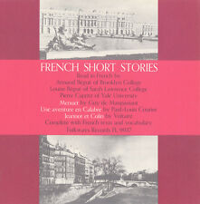 Armand Begue, Armand - French Short Stories, Vol. 1: Read in French [New CD]