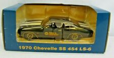 Napa Tools 1970 Chevelle SS 454 LS-6 1:24 Scale Die Cast Bank Replica Blue