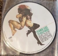 """FRANKIE GOES TO HOLLYWOOD - Relax ~7"""" Vinyl Single PICTURE DISC~"""