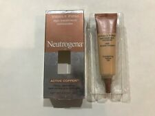 NEUTROGENA ACTIVE COPPER VISIBLY FIRM EYE TREATMENT CONCEALER~CORRECTING YELLOW