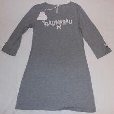 "taupe /& Spitze Gr.34-44 NEU LOUIS /& LOUISA /"" Blütenträume /"" Pyjama weiss"
