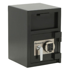 Depository Safe Digital Keypad Protect Valuable Strong Security Secure Storage