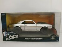 1/32 ROMANS CHEVY CAMARO FAST AND FURIOUS COCHE A ESCALA SCALE DIECAST