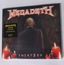 MEGADETH-TH1RT3EN (2019 REISSUE) (REIS) (UK IMPORT) CD NEW