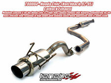 Tanabe 92-95 Honda Civic Ec Exhaust System Catback Medalion Concept G