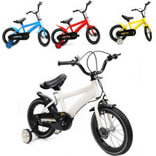 14Zoll  Kinderfahrrad Fahrrad mit Stützräder Anti-Rutsch Fahrrad Kinderfahrzeuge