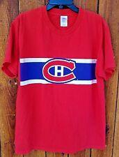 Montreal Canadiens Vintage NHL T-shirt Size L