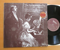 A66063 The Spider And The Fly Victorian & Edwardian Songs Rosen NM Hyperion LP