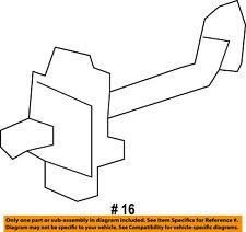 FORD OEM 09-14 E-350 Super Duty Back Door-Hinge Check Arm Left 9C2Z1544100B