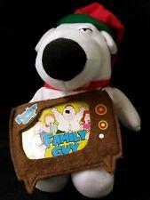 Family Guy Brian Plush Gift Card Holder Christmas Present Ornament Decoration