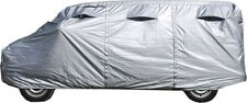 Deluxe Air-vented Silver Van Cover VW Transporter T4 T5 SWB Campervan Bus C9063