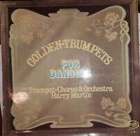 TrumpetChorus & Orchestra Harry Martin*  Golden Trum Vinyl Schallplatte 171756