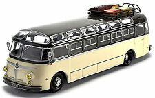 Isobloc 648dp FRANCE BUS 1955 White White 1:43 ixo-atlas