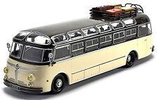 Isobloc 648dp FRANCE Bus 1955 blanco blanco 1:43 ixo-atlas