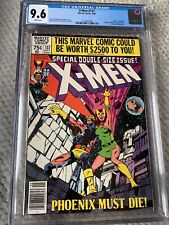 uncanny x-men 137 Cgc 9.6  Newsstand Variant White Pages