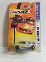 2008 MATCHBOX MBX METAL AUSTIN MINI VAN TAN # 31 FREE SHIPPING VHTF RARE