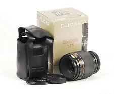 Elicar 90mm Macro  1:1  f2.5 Canon FD Fit manual focus lens  (1346)