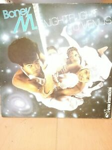 Vinyl Boney M. Platten