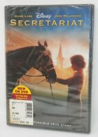 Disney Secretariat DVD - 2011 John Malkovich True Story Horse Drama New SEALED