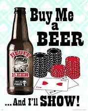 Poker Motivational Poster Art Print  Texas Holdem Shirts  PhiI Ivey WPT  MVP545