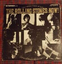 The Rolling Stones, Now! LP by Rolling Stones vinyl 1965 VG+/VG PS420 London
