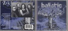 Balistic - The Journey Within CD 2001  ROCK METAL