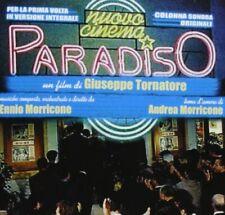 Original Soundtrack: Ennio Morricone - Nuovo Cinema Paradiso Cd New
