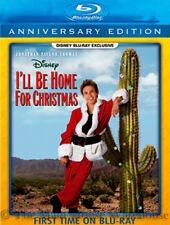 JTT Jessica Biel I'll Be Home For Christmas Family Holiday Comedy Movie Blu-ray