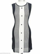 Stretch, Bodycon Cocktail Petite Geometric Dresses for Women