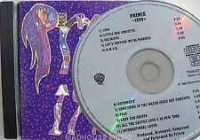 PRINCE CD 1999 album NEW Little Red Corvette Delirious German for UK 1982 SEALED