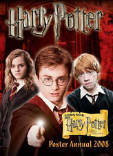 Harry Potter Poster Annual 2008, ( J. K. Rowling ) | Hardcover Book | Acceptable