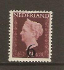 Nederland/Netherlands  1950   549 opruimingsopdruk  postfris/mnh