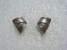 Vintage Latvian Silver 925 Earrings 5,8 gr.