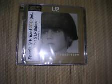 U2 - Best of 1980-1990/B-Sides Ltd. 2 CD set sealed OOP NEW