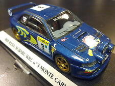 Starter Subaru Impreza WRC 1998 1:43 #3 Monte Carlo Rally (Night Race)