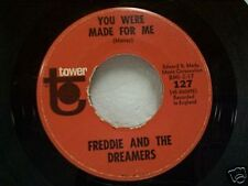"FREDDIE & DREAMERS ""YOU WERE MADE FOR ME / SO FINE"" 45"