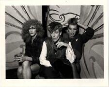 Skids Richard Jobson Transvestite Unseen Photo #1388ABC circa 1979