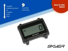 Professional Skydiving Altimeter. Meters/feet ! (1 Meter Accuracy !)