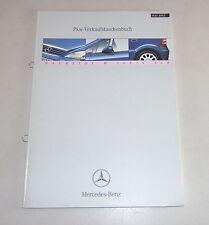 Sale Paperback Mercedes - Benz A-Class W/V 168 Stand 05/2002