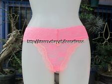 75% off! AUTH JESSICA SIMPSON ALLOVER LACE BIKINI PANTY LARGE BNEW SRP US$12