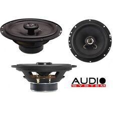 Audio System MXc 165 165 mm Coaxialsystem MXC165 2-Wege Koax Lautsprecher 1 Paar