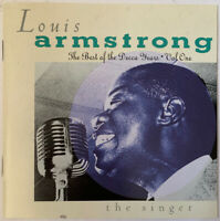 LOUIS ARMSTRONG THE BEST OF THE DECCA YEARS VOL. 1 CD DECCA 1989 USA PRESS NM