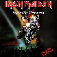 "Iron Maiden - Infinite Dreams (Live) (NEW 7"" VINYL)"
