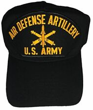 US ARMY AIR DEFENSE ARTILLERY ADA HAT BRANCH INSIGNIA IF IT FLIES IT DIES THAAD