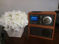 New listing Tivoli Audio Model Satellite Sirius Am Fm Aux With Extra Speaker
