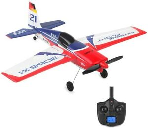 RC Airplane 3D Remote Control Aircraft Glider Transport Plane RTF Fly Toys Gift