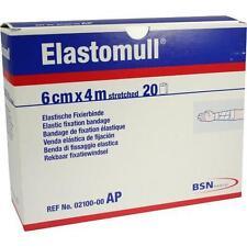 ELASTOMULL 4mx6cm 2100 elast. Fixierb. 20St Binden PZN 3486196